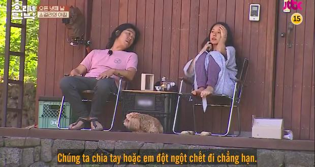 Cặp đôi drama nhất Kbiz: Lee Sang Soon thề non hẹn biển chết theo vợ, Lee Hyori đáp 1 câu mà anh chồng câm nín - Ảnh 2.