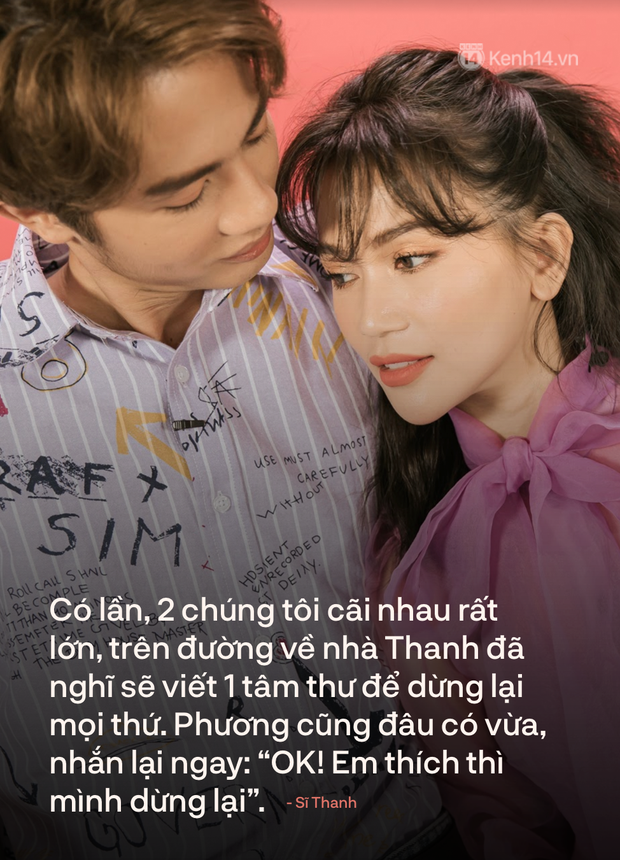 Valentine nghe chuyện tình yêu Sĩ Thanh - Huỳnh Phương: Chúng tôi đã nghĩ đến chuyện kết hôn, còn tính luôn tiền mừng lãi! - Ảnh 9.