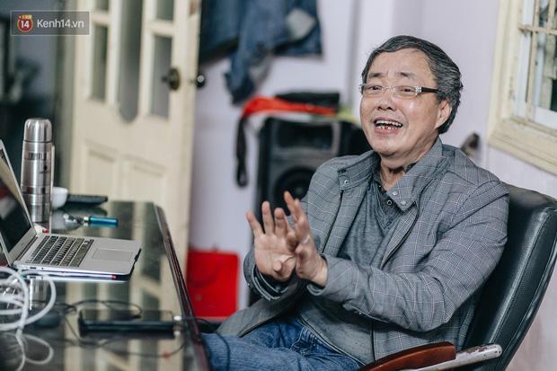 Thầy dạy Toán 65 tuổi sáng tác bài hát Đánh giặc Corona dậy sóng cộng đồng mạng: Chẳng nhẽ trong cuộc chiến này, âm nhạc lại đứng ngoài? - Ảnh 6.