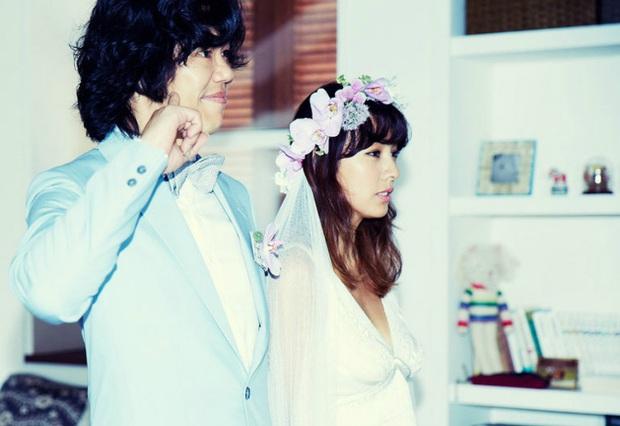 Cặp đôi drama nhất Kbiz: Lee Sang Soon thề non hẹn biển chết theo vợ, Lee Hyori đáp 1 câu mà anh chồng câm nín - Ảnh 10.