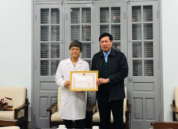 Việt Nam là 1 trong 4 quốc gia phân lập thành công Covid-19 - Ảnh 2.