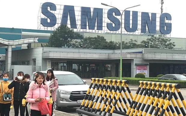 Giữa cơn bùng phát dịch corona, Samsung duy trì hoạt động nhà máy 60.000 công nhân ở Việt Nam bằng cách nào? - Ảnh 1.