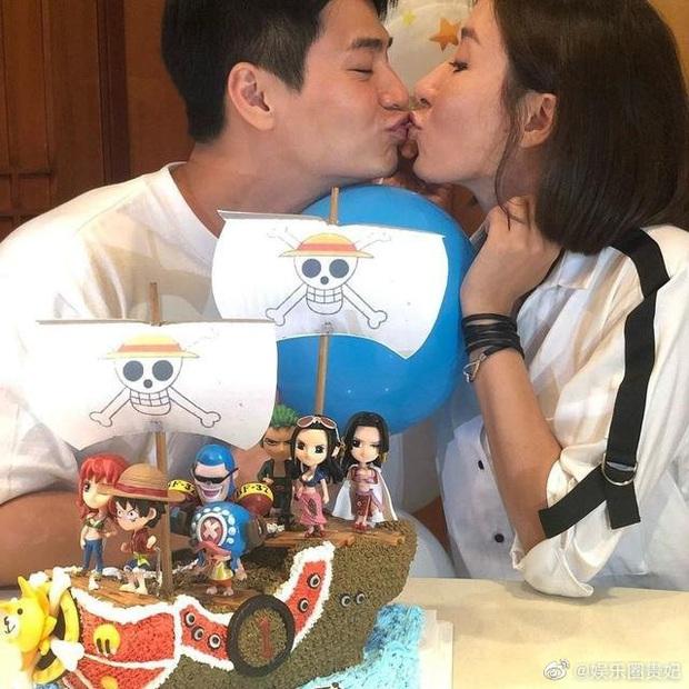 Ảnh hậu TVB Dương Di vỡ oà, khoe hạnh phúc lần đầu mang thai ở tuổi 40 cho chồng trẻ kém 5 tuổi - Ảnh 4.