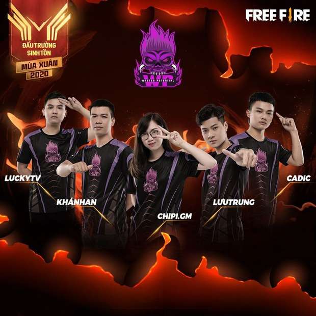 Hoa thơm mọc cả cụm, Đầu Trường Sinh Tồn của Free Fire chính là giải đấu eSports đỉnh cao có nhiều game thủ nữ nhất Việt Nam - Ảnh 1.