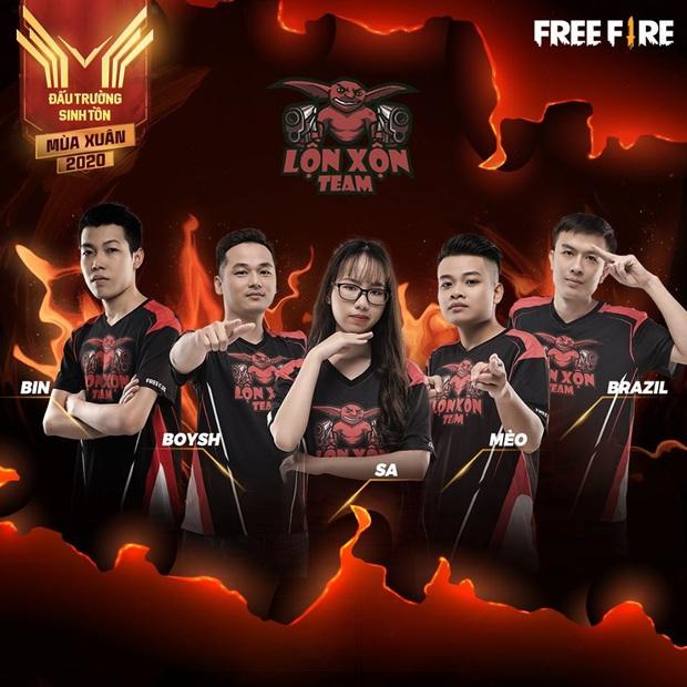 Hoa thơm mọc cả cụm, Đầu Trường Sinh Tồn của Free Fire chính là giải đấu eSports đỉnh cao có nhiều game thủ nữ nhất Việt Nam - Ảnh 2.