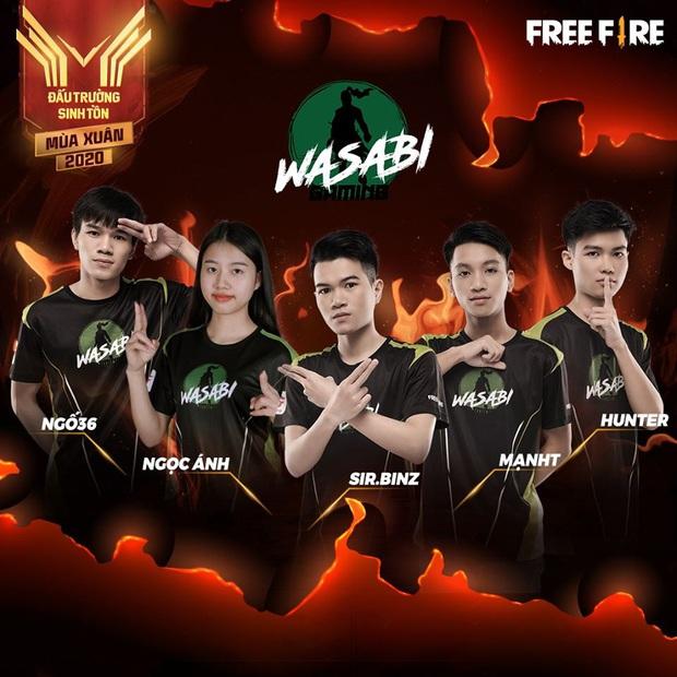 Hoa thơm mọc cả cụm, Đầu Trường Sinh Tồn của Free Fire chính là giải đấu eSports đỉnh cao có nhiều game thủ nữ nhất Việt Nam - Ảnh 4.