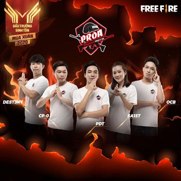 Hoa thơm mọc cả cụm, Đầu Trường Sinh Tồn của Free Fire chính là giải đấu eSports đỉnh cao có nhiều game thủ nữ nhất Việt Nam - Ảnh 3.