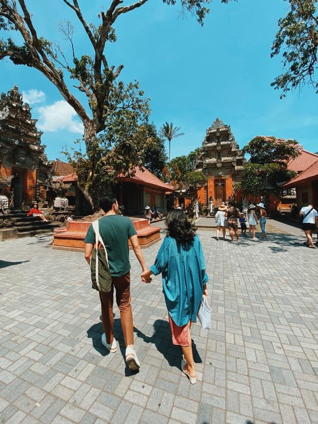 Chia sẻ chuyến đi Bali nên duyên với Hà Trúc nhưng những lời đường mật của cơ trưởng Quang Đạt dành cho bạn gái mới khiến nhiều người tan chảy - Ảnh 4.