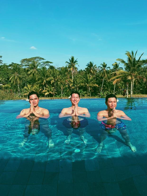 Chia sẻ chuyến đi Bali nên duyên với Hà Trúc nhưng những lời đường mật của cơ trưởng Quang Đạt dành cho bạn gái mới khiến nhiều người tan chảy - Ảnh 3.