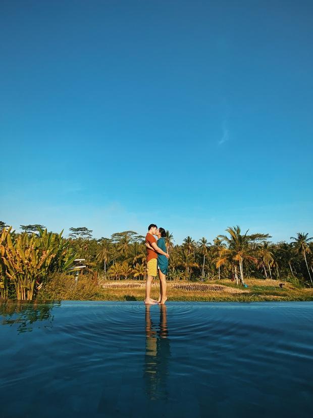 Chia sẻ chuyến đi Bali nên duyên với Hà Trúc nhưng những lời đường mật của cơ trưởng Quang Đạt dành cho bạn gái mới khiến nhiều người tan chảy - Ảnh 8.