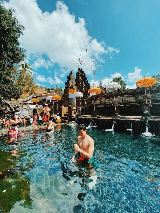 Chia sẻ chuyến đi Bali nên duyên với Hà Trúc nhưng những lời đường mật của cơ trưởng Quang Đạt dành cho bạn gái mới khiến nhiều người tan chảy - Ảnh 2.