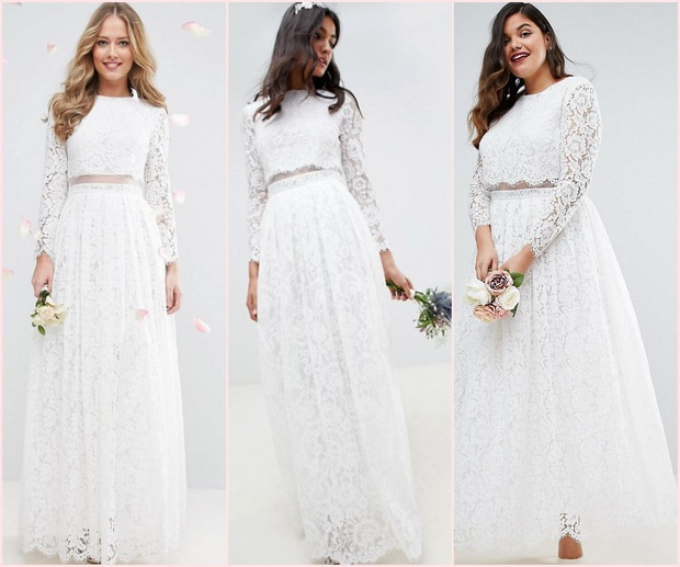 Mẫu váy cưới bán chạy nhất 2019: Mỗi ngày bán được 9 chiếc, khiến các cô dâu trên thế giới phát cuồng - Ảnh 3.