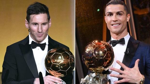 Đọc trộm nhật ký của Ronaldo khi Messi về chung đội - Ảnh 4.