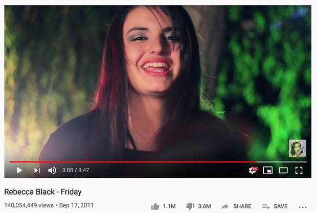 Không chỉ Rebecca Black có Friday, Kim Kardashian và nhiều ca sĩ khác cũng sở hữu ca khúc mang tiếng là thảm hoạ âm nhạc đầy cay đắng - Ảnh 2.