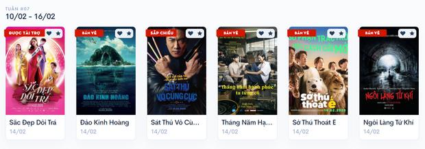 Phim rạp chen nhau phát hành ngày Valentine, quá nửa khán giả chọn ở nhà phòng dịch - Ảnh 1.