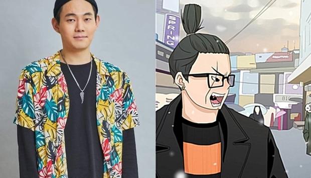 Tạo hình nhân vật Tầng Lớp Itaewon so với webtoon: Park Seo Joon ngầu ngang ngửa, Kim Da Mi màu mè hơn trong truyện - Ảnh 8.