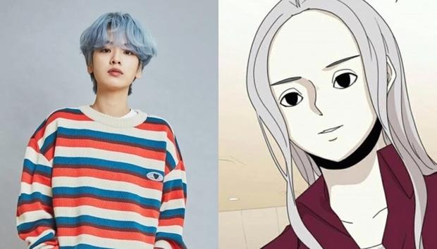 Tạo hình nhân vật Tầng Lớp Itaewon so với webtoon: Park Seo Joon ngầu ngang ngửa, Kim Da Mi màu mè hơn trong truyện - Ảnh 9.