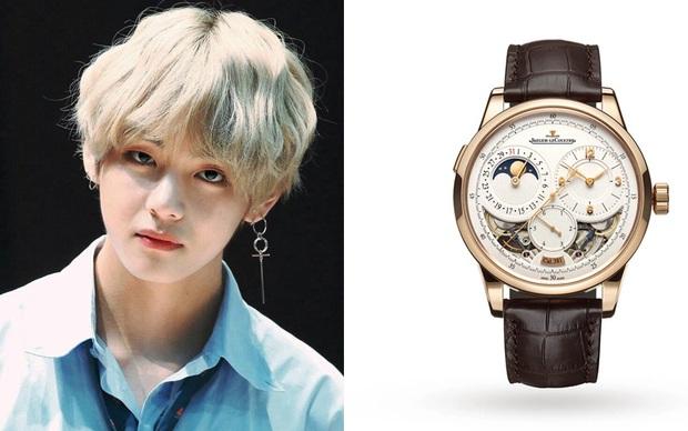 Nhìn giá những chiếc đồng hồ đắt nhất của các trai nhà BTS mà muốn tiền đình: Hạt dẻ cũng 148 triệu, đỉnh cao là 1,6 tỷ VNĐ - Ảnh 6.