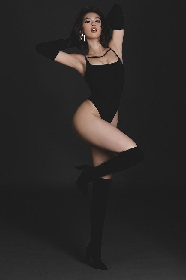 Ngọc Trinh dày công chụp ảnh nóng mừng Valentine, tiếc thay lại bị bóc mẽ là hàng nhái của Kendall Jenner - Ảnh 4.