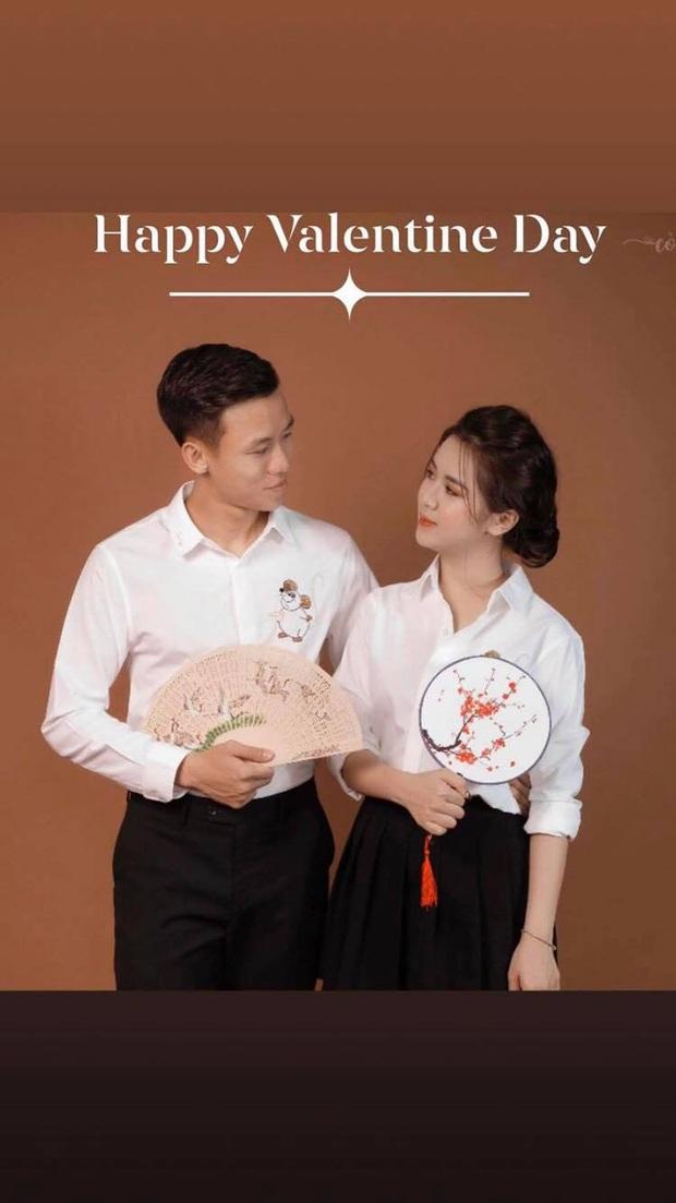 Vợ Quế Ngọc Hải xém phun sữa vì lời tỏ tình sến rện của chồng ngày valentine - Ảnh 2.