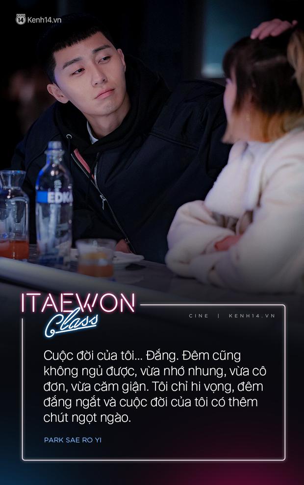 Ám ảnh với 10 câu thoại phản ánh xã hội bất công ở Tầng Lớp Itaewon: Mạng của bố tôi… được tính bằng tiền sao? - Ảnh 1.