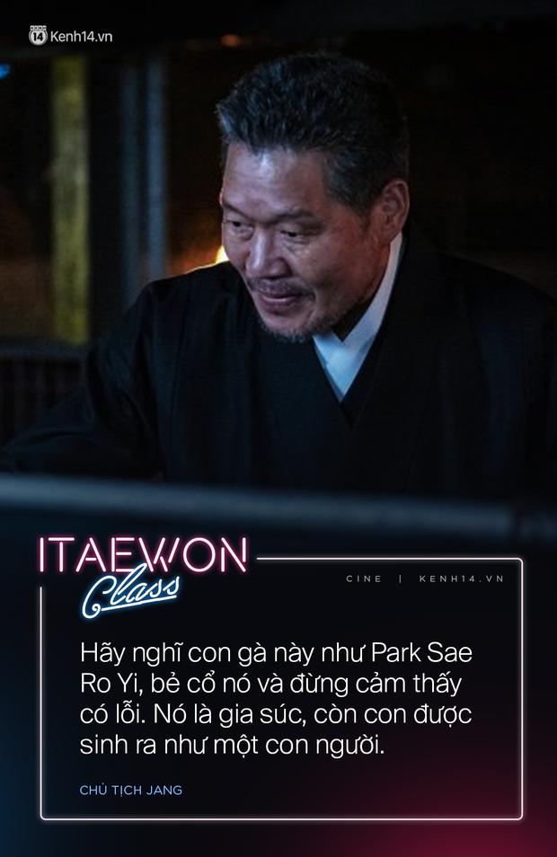 Ám ảnh với 10 câu thoại phản ánh xã hội bất công ở Tầng Lớp Itaewon: Mạng của bố tôi… được tính bằng tiền sao? - Ảnh 6.