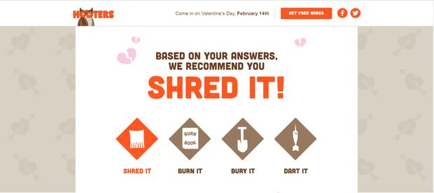 Cô đơn mùa Valentine? Chỉ cần mang ảnh tình cũ đến nhà hàng này, bạn sẽ nhận được một suất ăn ngon lành miễn phí - Ảnh 2.