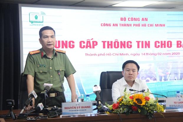 Phó giám đốc Công an TP.HCM: Tuấn Khỉ bắn 3 phát súng, chống trả quyết liệt khi bị lực lượng trinh sát bao vây - Ảnh 1.