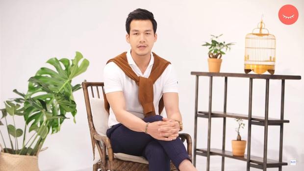 Chân dung trai đẹp bị nhầm là gay trên show hẹn hò với Cao Thiên Trang - Ảnh 1.