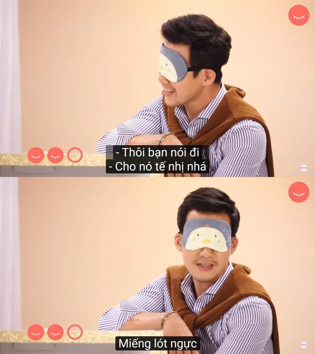 Chân dung trai đẹp bị nhầm là gay trên show hẹn hò với Cao Thiên Trang - Ảnh 2.