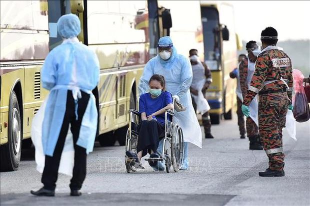 Dịch COVID-19: Thêm 4 trường hợp công dân Trung Quốc khỏi bệnh tại Malaysia - Ảnh 1.
