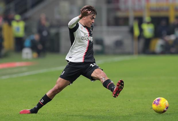 Ronaldo lập công phút bù giờ, cứu Juventus thoát khỏi trận thua trước AC Milan ở bán kết lượt đi Cúp Quốc gia Ý - Ảnh 4.