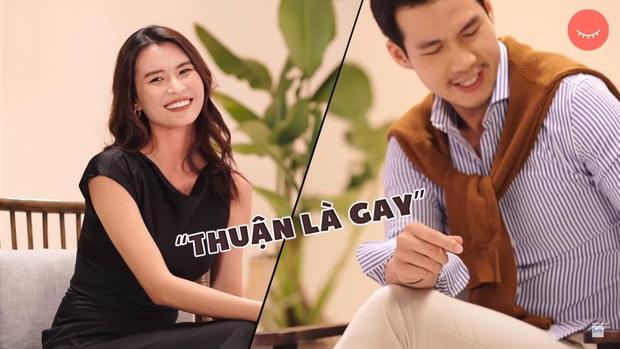 Chân dung trai đẹp bị nhầm là gay trên show hẹn hò với Cao Thiên Trang - Ảnh 4.