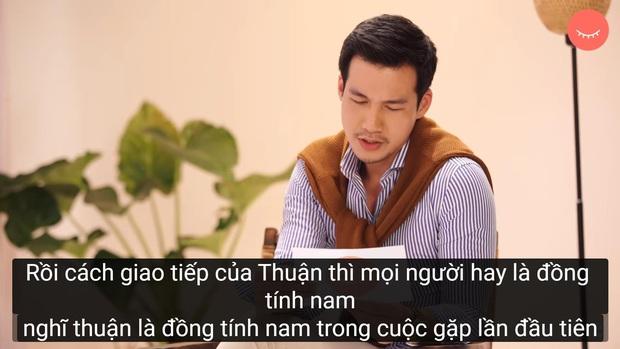 Chân dung trai đẹp bị nhầm là gay trên show hẹn hò với Cao Thiên Trang - Ảnh 5.