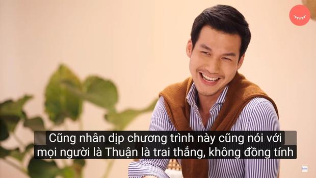 Chân dung trai đẹp bị nhầm là gay trên show hẹn hò với Cao Thiên Trang - Ảnh 6.