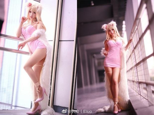 Góc FA - Giải sầu ngày Valentine với bộ ảnh cosplay Ahri nóng bỏng xua tan ngày mưa lạnh giá - Ảnh 6.