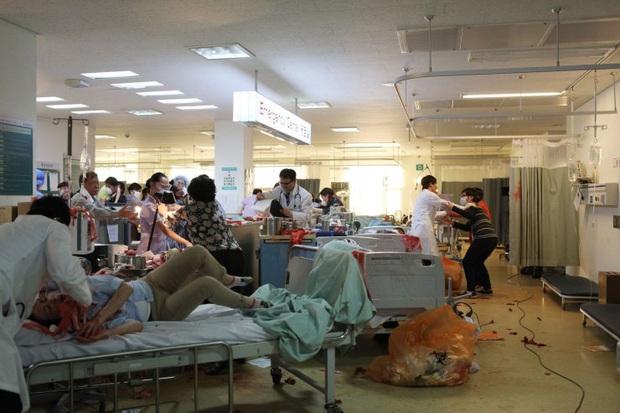 Điểm lại 11 tình tiết gay cấn nhất trong The Flu - phim về đại dịch cúm đình đám xứ Hàn - Ảnh 6.