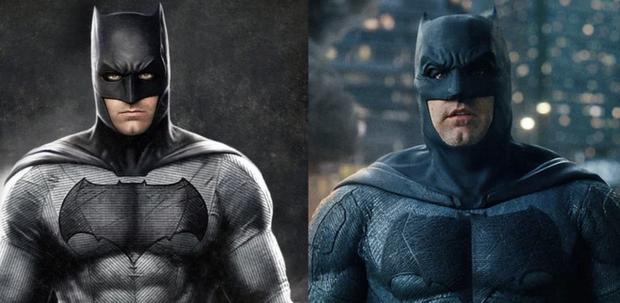 Loạt giả thuyết về bộ suit mới của Robert Pattinson ở The Batman: Logo được thiết kế lại là siêu vũ khí cực lợi hại? - Ảnh 4.