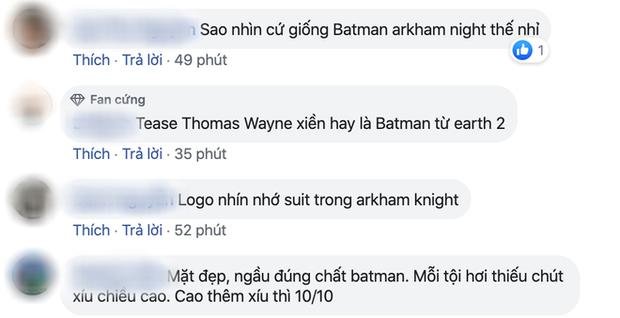 The Batman Robert Pattinson lộ hàng ngay sáng Valentine, netizen lập tức cà khịa: Độ béo của con dơi tỉ lệ thuận theo thâm niên à? - Ảnh 9.
