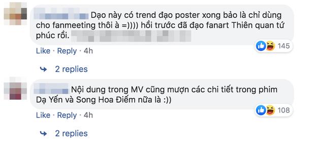Netizen tranh cãi sau khi Nguyễn Trần Trung Quân và Denis Đặng giải thích về chuyện mượn poster: Cùng dáng pose giống đạo cụ, khác người chụp là thành poster khác rồi à? - Ảnh 6.