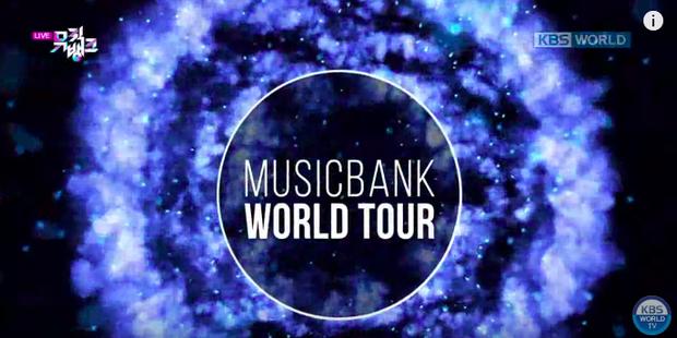 Music Bank World Tour có thể sẽ trở lại Việt Nam sau 5 năm, chỉ bởi bức ảnh thoáng qua mà fan Kpop Việt được dịp chưng hửng - Ảnh 1.