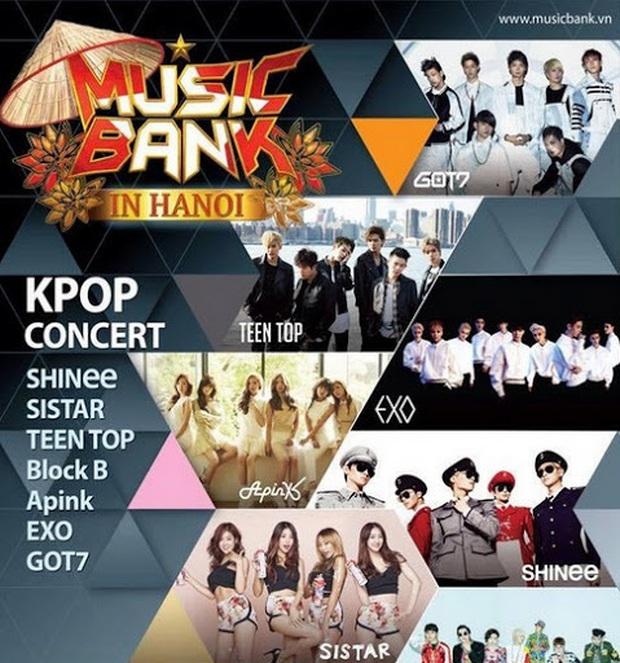 Music Bank World Tour có thể sẽ trở lại Việt Nam sau 5 năm, chỉ bởi bức ảnh thoáng qua mà fan Kpop Việt được dịp chưng hửng - Ảnh 4.
