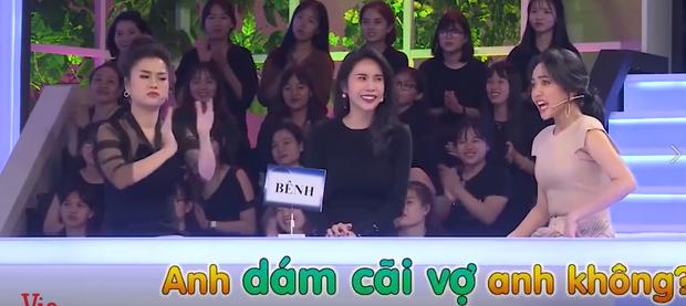 Điểm danh loạt sao nam Việt nhắc đến vợ là giật mình thon thót trên sóng truyền hình - Ảnh 2.