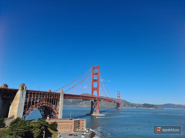 Chùm ảnh chụp San Francisco qua ống kính Galaxy S20 Ultra - Ảnh 1.