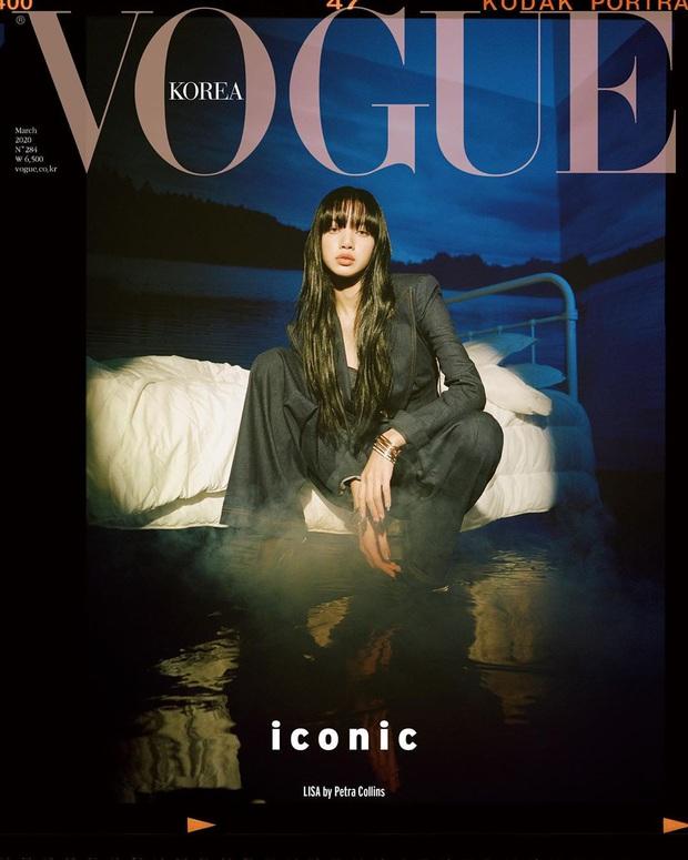 Vogue tung bộ ảnh mới sang chảnh đến bức thở của BLACKPINK, nhưng tóc Lisa bị sao thế này? - Ảnh 6.