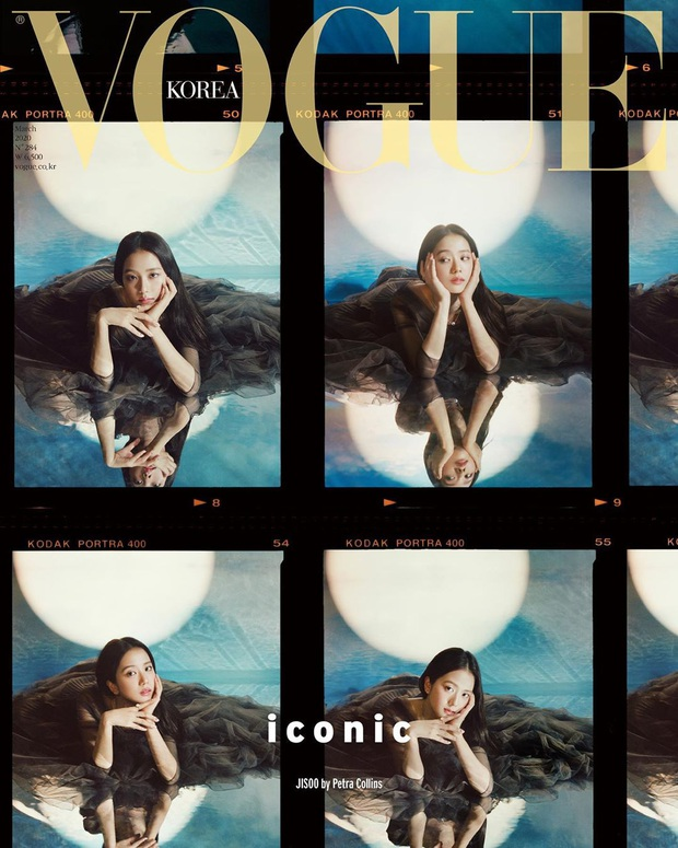Vogue tung bộ ảnh mới sang chảnh đến bức thở của BLACKPINK, nhưng tóc Lisa bị sao thế này? - Ảnh 5.