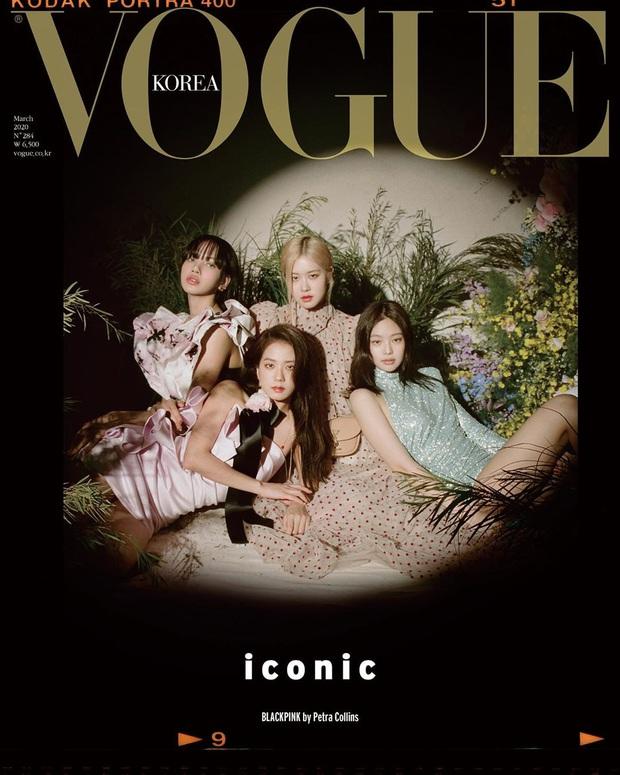 Vogue tung bộ ảnh mới sang chảnh đến bức thở của BLACKPINK, nhưng tóc Lisa bị sao thế này? - Ảnh 2.