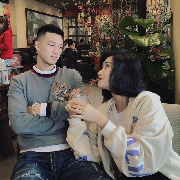 Bạn gái tuyển thủ Việt Nam phản ứng cực gắt với cư dân mạng vì bị chê ăn bám người yêu - Ảnh 2.