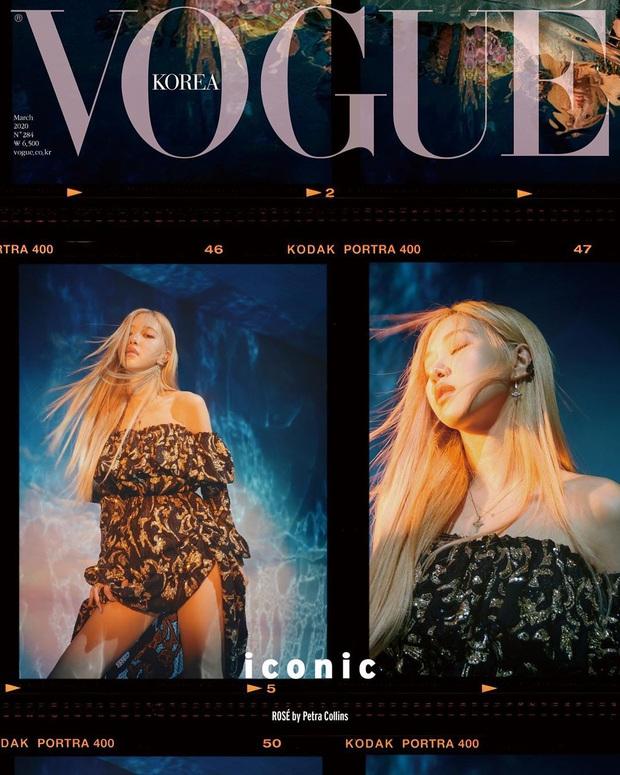 Vogue tung bộ ảnh mới sang chảnh đến bức thở của BLACKPINK, nhưng tóc Lisa bị sao thế này? - Ảnh 4.