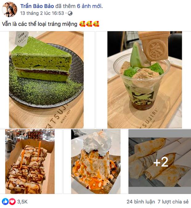 Cái bụng không đáy gọi tên BB Trần: Đi du lịch mà trên Facebook chỉ thấy ảnh đồ ăn, tưởng ăn hết cả đất nước người ta luôn rồi! - Ảnh 8.